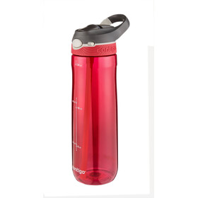 Contigo Ashland Drikkeflaske 720ml, red/gray